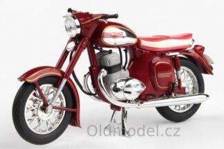 Modely motorek Jawa