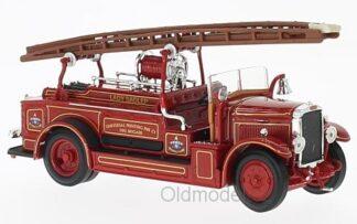 Modely autíčka - retro hasiči 1:43