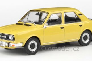 Modely autíček Škoda 120L