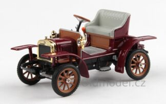 Model autíčka Laurin & Klement Voiturette 1905