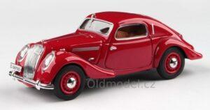 Model autíčka Škoda Popular Sport Monte Carlo 1935