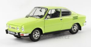 Model autíčka Škoda 110R Coupe 1978