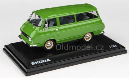 Model autíčka Škoda 1203