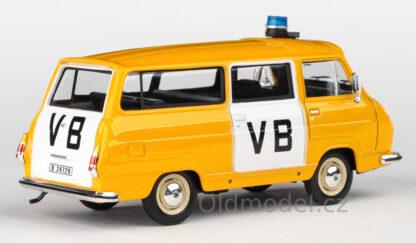 Model autíčka Š 1203 VB
