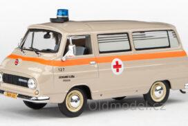 Škoda 1203 (1974) 1:43 - Sanitka - Záchranka