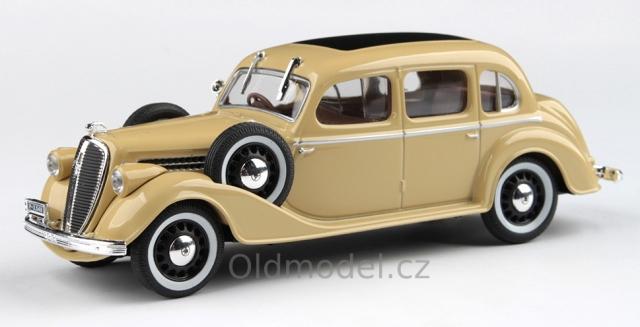 Modely autíček Škoda Superb 916 (1938)