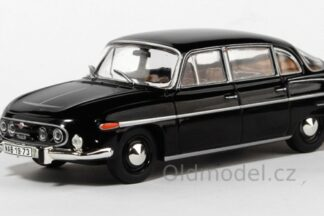 Modely autíček Tatra 603