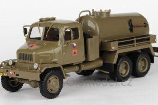 Model autíčka V3S , vojenská