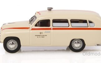 Škoda 1201 (1956) 1:43 - Sanitka - Záchranka