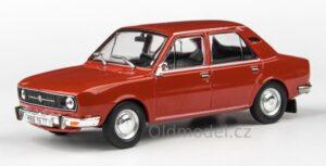 Modely autíček Škoda 105L