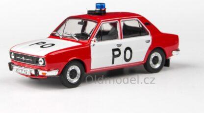 Model autíčka Škoda 105L PO