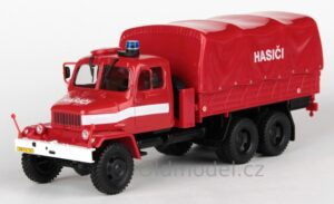 Model autíčka V3S , Hasiči
