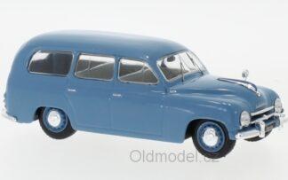 Model autíčka Škoda 1201