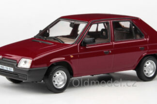 model-auticka-skoda-favorit 136L