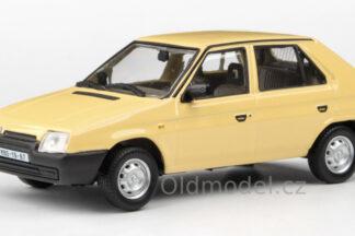Model autíčka Škoda Favorit 136L