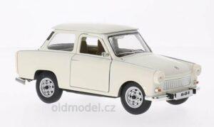 Model autíčka Trabant Deluxe