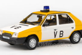 Model autíčka Škoda Favorit VB