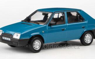 Modely autíček Škoda Favorit 136L