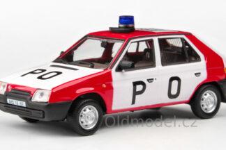 Modely autíček Škoda Favorit 136 L PO