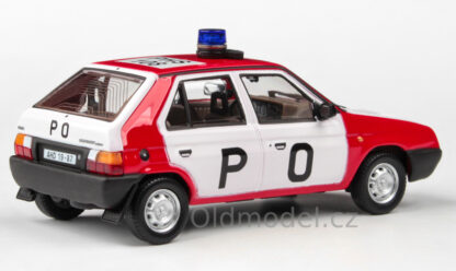 Modely autíček Škoda Favorit 136 L