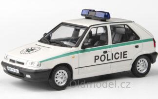 Model autíčka Felicia Policie ČR