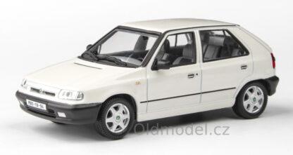 Model autíčka Škoda Felicia 94 v měřítku 1:43. (1994)