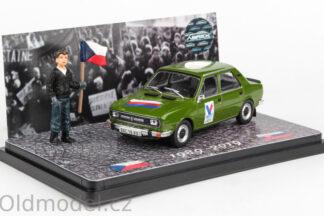 Škoda 120L (1982) 1:43 - 30.výročí 17.listopadu 1989 Limitovaná edice! Vyrobeno pouze 300 kusů!