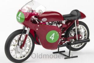 Jawa 350 2×OHC, No. 4 (1961) Velká Cena Československa Brno 1961 #4 Havel
