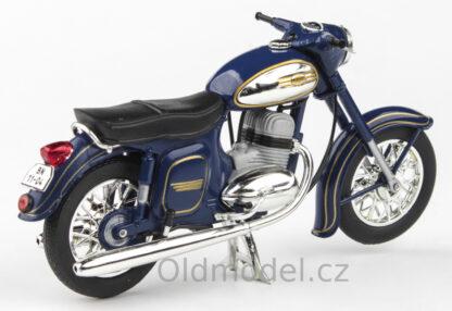 "JAWA 350 ""Kývačka"" Automatic - 1966"