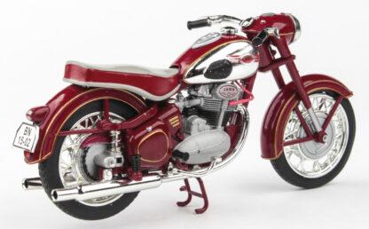 JAWA 500 OHC 1956