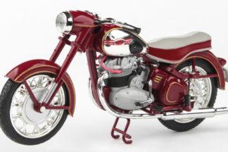 Model motorky JAWA 500 OHC 1956