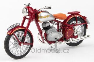JAWA 250 Pérák - 1948 Standard