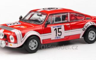 Škoda 180RS (1974) 1:43 - Rallye Škoda 1974 #15 Srnský - Syrovátko