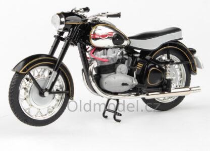 Modely motorek JAWA 500 OHC 1956