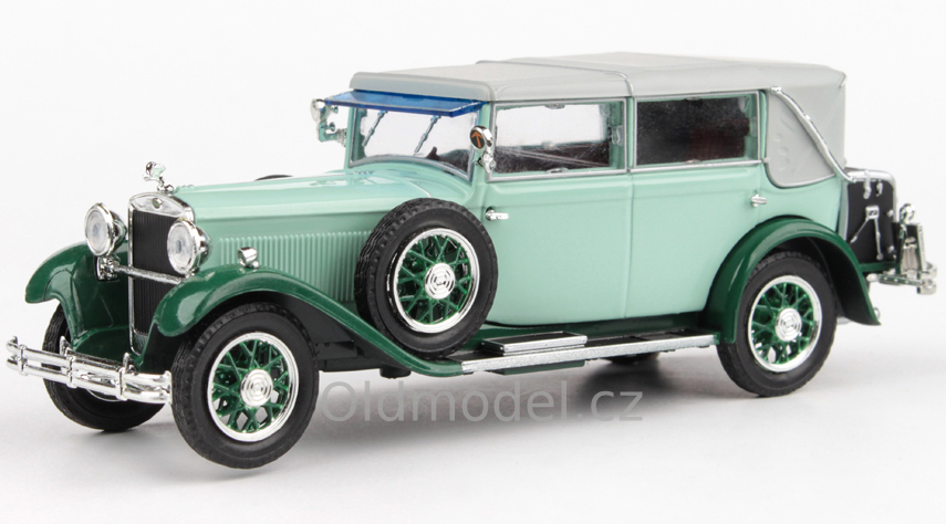 Model autíčka Škoda 860 (1932)