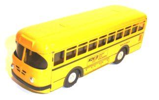 Autobus žlutý reklamní KOVAP