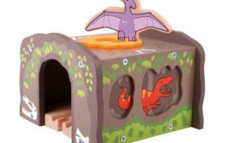 Bigjigs Rail Dinosauří tunel T-rex