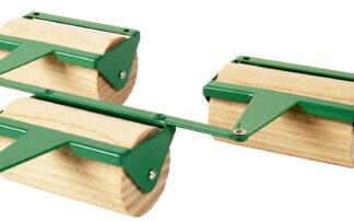 Dřevěné válce