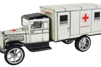 Hawkeye Ambulance bílá