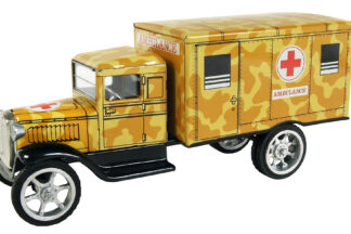 Hawkeye Ambulance pouštní