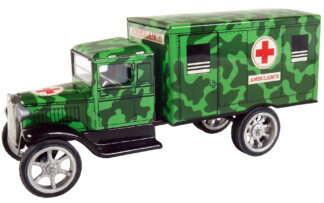 Hawkeye Ambulance Vojenská