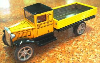 Hawkeye valník žlutá kabina