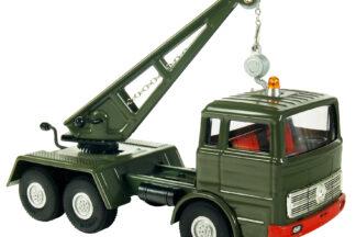 Mercedes jeřáb vojenský