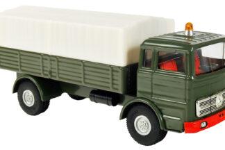 Mercedes valník vojenský