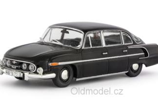 model autíčka Tatra 603 v měřítku 1:43