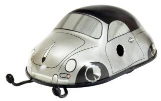 Porsche 356 stříbrné