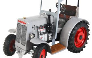 Traktor SCHLÜTER DS 25 – se střechou Šedá