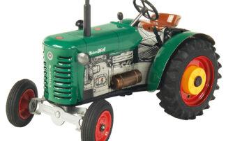 Traktor ZETOR 25 A zelený