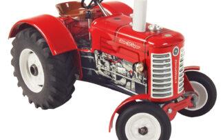 Traktor ZETOR 50 SUPER Červená