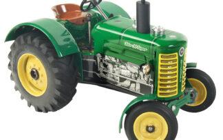 Traktor ZETOR 50 SUPER Zelená